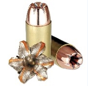 expanded hollow point